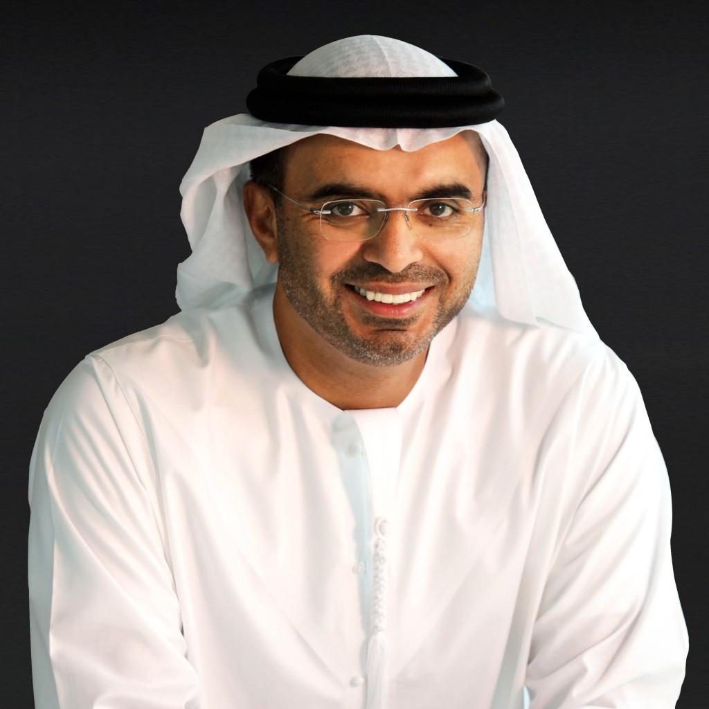 ماجد سيف الغرير ,رئيس غرفة دبي